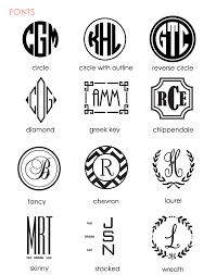 stacked monogram haymarket designs printed paper coasters