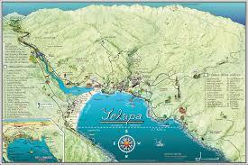 Bucerias Mexico Map by Mapa Jeff Cartography Yelapa Map