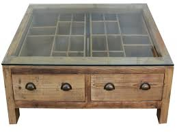Glass Top Display Coffee Table With Drawers Glass Top Coffee Table With Drawers Coffee Table With Display