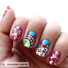 lacquered lawyer nail art blog july 2014