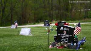 an iowa soldier u0027s legacy u2013 a son born 3 years after his combat death