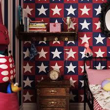 Captain America Bedroom by 0 53x10m Wallpaper Captain America Cartoon Pentacle Boy Children U0027s