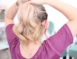 Hochsteckfrisurenen Selber Machen Schnell by 15 Einfache Und Schnelle Frisuren Bravo