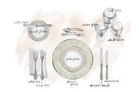 Dining Table Settings Pictures How To Set A Table Dining Table Setting Ideas Luxdeco