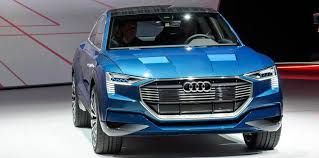 audi car company name audi confirms e name for all electric suv