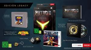 Metroid 2 Map Metroid Ii Samus Returns Gets Cool As Fudge European Special