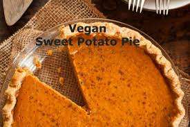 soul food recipes for thanksgiving vegan sweet potato pie yummy soul food youtube
