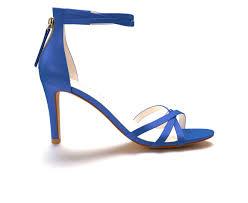 Cobalt Blue High Heels Blue High Heels Design Your Custom Shoes Online Shoes Of Prey