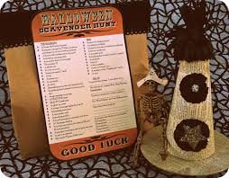halloween party rhymes diy indiana jones party game ideas scavenger hunt at the beach