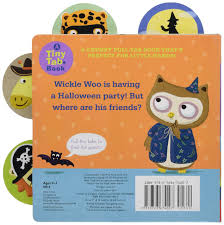 wickle woo has a halloween party tiny tab books nosy crow