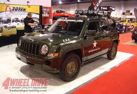 army jeep 2017 pretty close to what i wanna get tricked out jeep patriot just