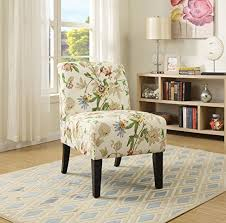 Floral Accent Chair Floral Accent Chairs