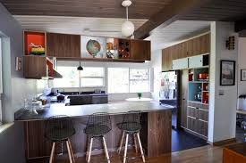 Danish Modern Furniture Seattle by Blue Ridge Mid Century Modern Kitchen Modern Kitchen Seattle