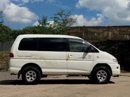 mitsubishi delica for sale used mitsubishi delica 3 0 l400 8 seater auto 4x4 for sale in