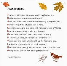 poems about thanksgiving and family a holiday acrostic u2013 hangin u0027 out with god
