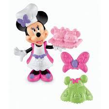 minnie s bowtique disney minnie mouse basic cupcake bow tique play set walmart