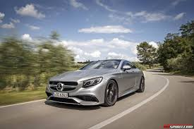 mercedes 2015 2015 mercedes benz s500 u0026 s63 amg coupe review gtspirit