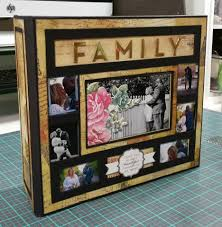 8 x 8 photo album scrapbook the 8x8 mini album