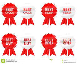 buy ribbon 8 best buy choice offer and seller labels with ribbon stock