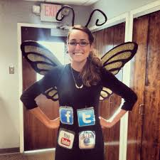 social butterfly halloween costume holiday ideas pinterest