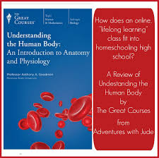 Anatomy And Physiology Human Body Adventures With Jude The Great Courses Understanding The Human