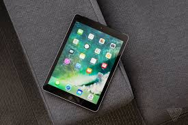 apple ipad 2017 review the best feature is the price the verge