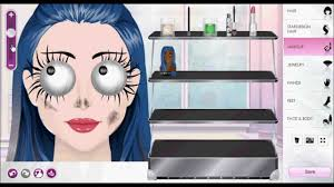 halloween corpse bride makeup corpse bride makeup tutorial for stardoll youtube