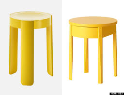 Yellow Side Table Ikea Finally The Ikea Alternatives You Ve Been Dreaming Of