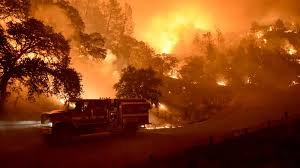 California Wildfire Locations 2015 by California Wildfires