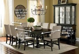 dining room table size based on room size dining room table sizes dining table design basics tablelegscom
