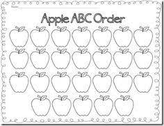 eating in alphabetical order abc order worksheet 2