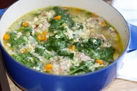 ina garten wedding italian wedding soup compulsive foodie