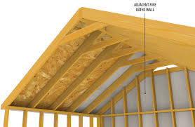 Radiant Barrier Osb Roof Sheathing by Lp Flameblock Fire Rated Osb For Residential Builders Lp