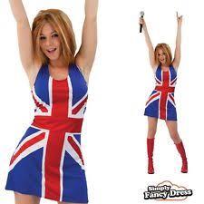 spice girls union jack dress ebay