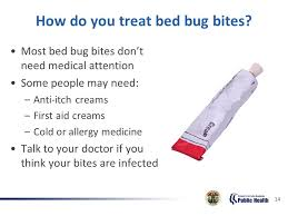 remedies for bed bug bites los angeles county department of public health ppt download