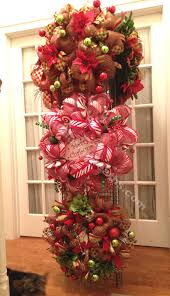 how to make a wreath craft show display or storage tower wreaths