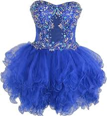 dresses for 5th grade graduation beaded royal blue mini prom graduation dresses 2013 expectacular