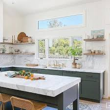 green kitchen islands freestanding green kitchen island design ideas