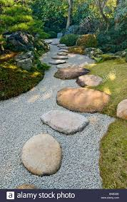Japan Rock Garden by Japanese Rock Gardens