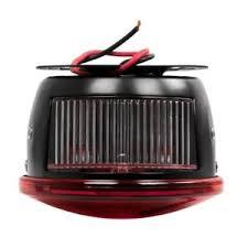 blazer led trailer lights led trailer light kit blazer b55uw metal stop tail turn light red