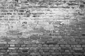 black and white brick wall background art pinterest