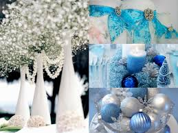 awesome winter wedding decoration together with winter wedding