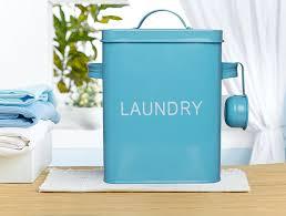 Retro Laundry Room Decor by Amazon Com Laundry Detergent Storage Washing Soda Box 4 Free