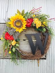 summer wreath 260 best wreaths images on wreaths