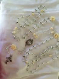 wedding rosary wedding rosary lasso lazo arts crafts in converse tx offerup