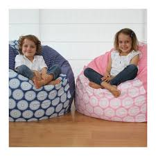 kids bean bags navy freckle u0027n stripe