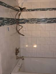 plumbing why does my shower drip when the tub faucet is on