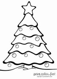 free christmas coloring pages christmas tree coloring sheets
