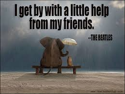 the beatles quotes on friendship