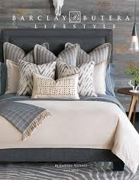 Eastern Accents Bed Barclay Butera Lifestyle Bedding Lifestyle Bedrooms And Master
